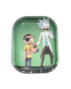 Bandeja de Metal Rick and Morty Really? Pequena