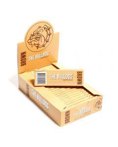 Caixa de Seda The Bulldog Amsterdam Brown 1 1/4