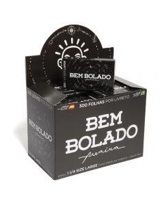 Caixa de Seda Bem Bolado Premium 300's 1 1/4 Large